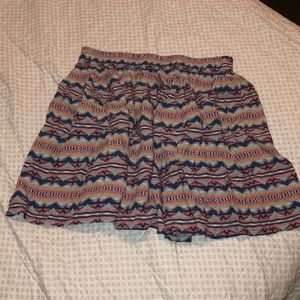 Mini Aeropostale skirt